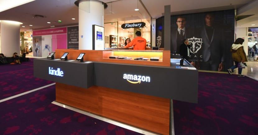 Quiosco de Amazon