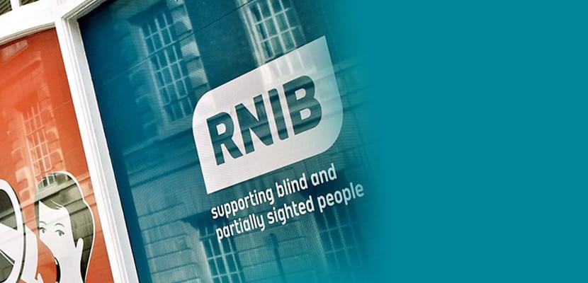 Logotipo RNIB