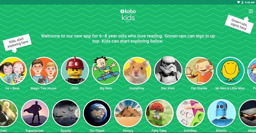 Kobo Kids