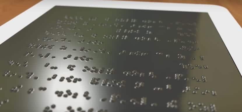 Braille eReader