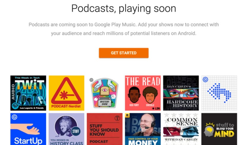 Podcast de Google