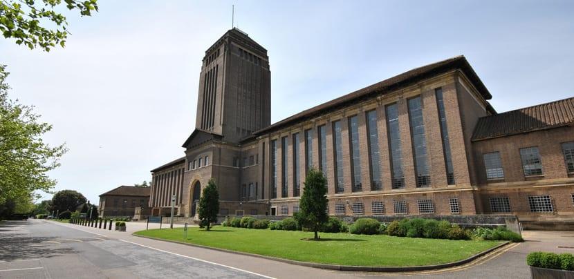 Biblioteca Universidad de Cambridge