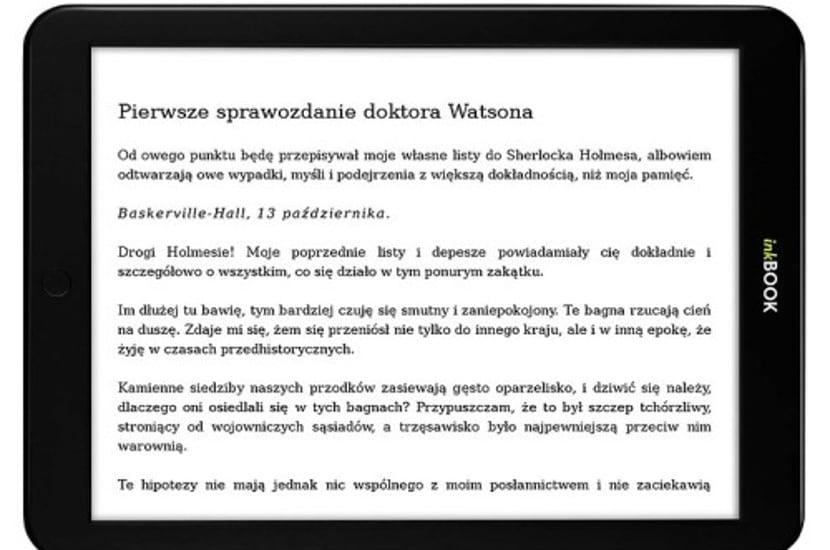 inkbook 8