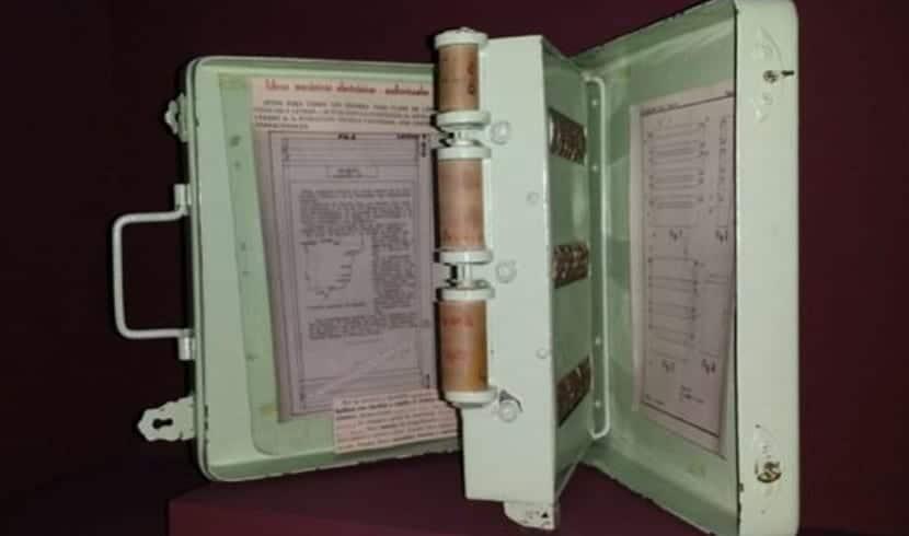 Prototipo de eReader