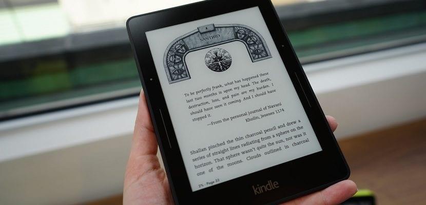 Kindle Voyage, el mejor libro electrónico