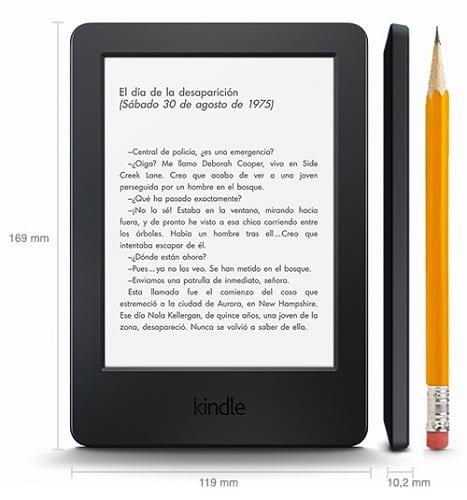 Kindle básico, uno de los mejores eBook