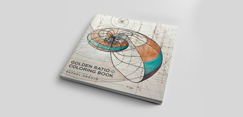 El número áureo representado en este especial libro para colorear