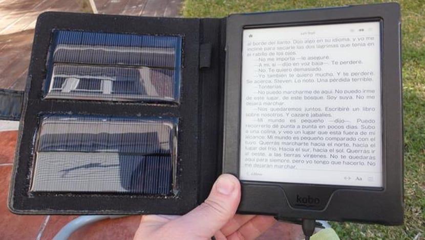 Funda solar para H2O