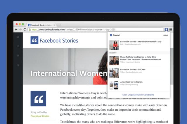 Extensiones de Facebook