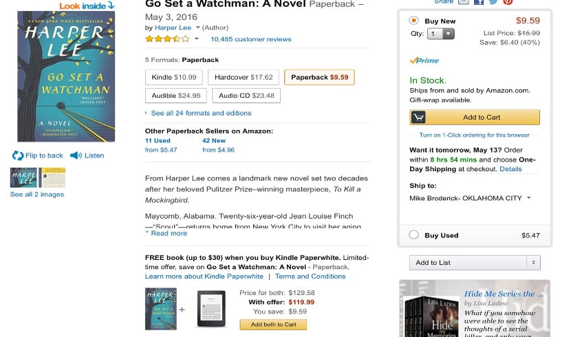 Pack Kindle Paperwhite
