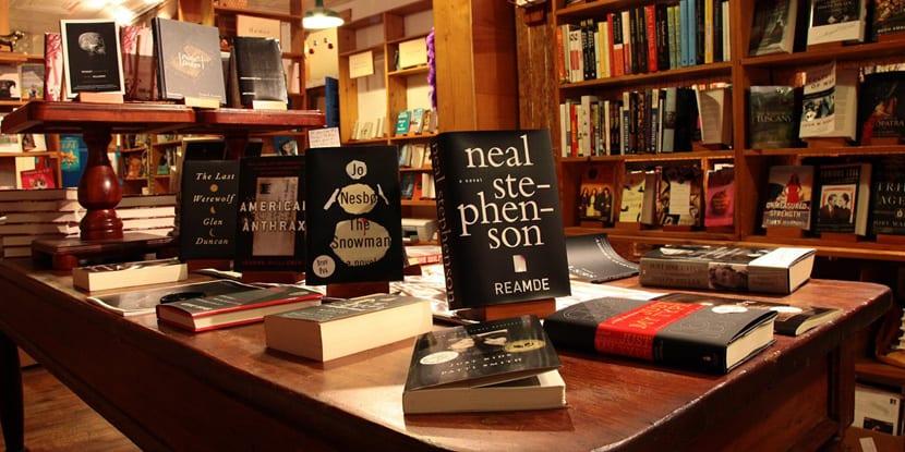 Librería independiente