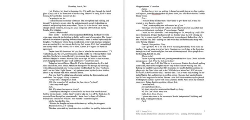 El Quinto Libro De 50 Sombras De Grey, ¿lo Conoces?