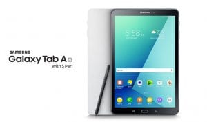 Samsung Galaxy Tab A con S Pen