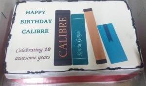 Tarta Calibre