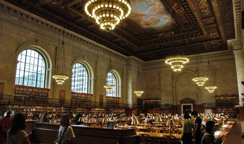 Biblioteca de New York