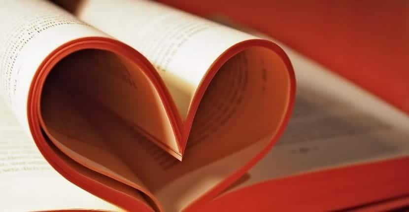 Libros romáticos