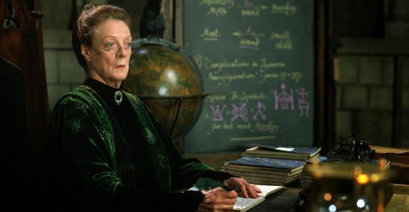 Imagen de la Profesora McGonagall