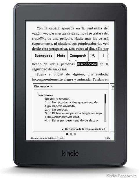 Comparativa de ereaders - Cómo comprar un ebook