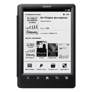Sony PRS-T3 el gran lector de Sony