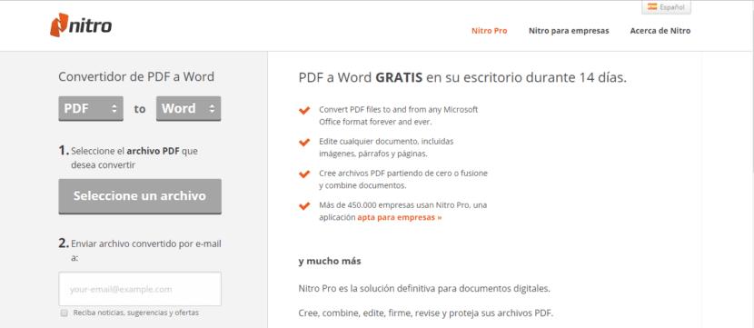 las dos mejores maneras de pasar un pdf a formato doc de word