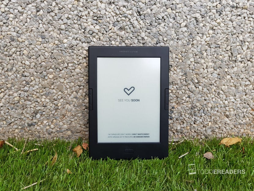 analisis y review del energy sistem ereader max