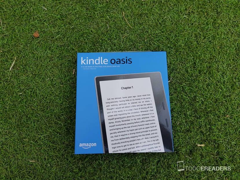 Caja Kindle Oasis