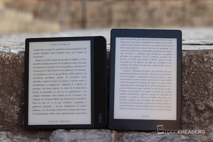 kobo forma vs kobo aura one