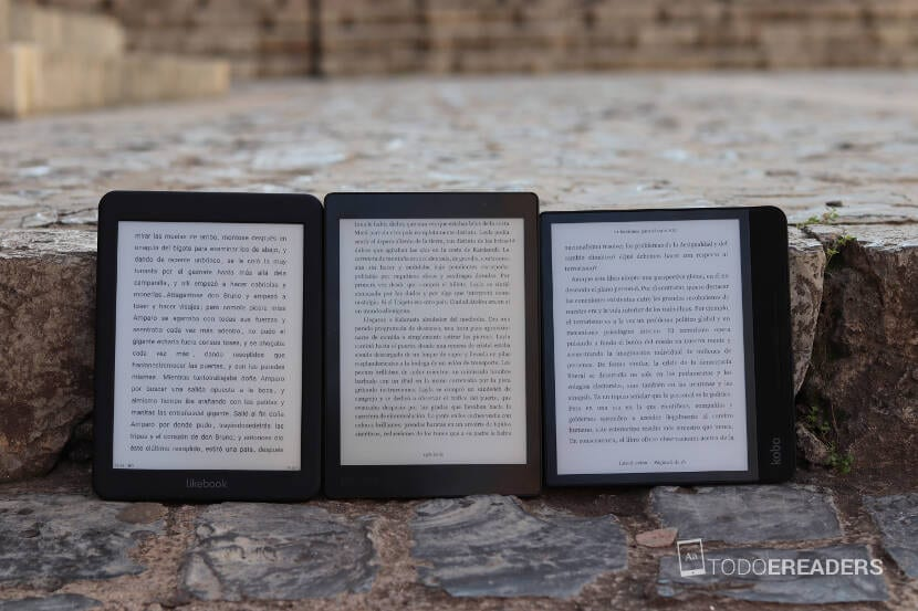 Kobo forma vs kobo aura one vs likebook mars