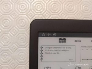 likebook mars ereader con android