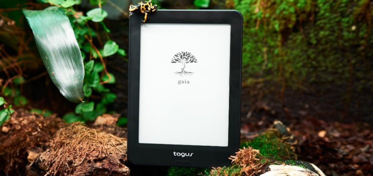 Imagen del nuevo Tagus Gaia Eco Plus en un escenario de jungla