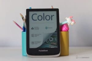 ereader a color Pocketbook color